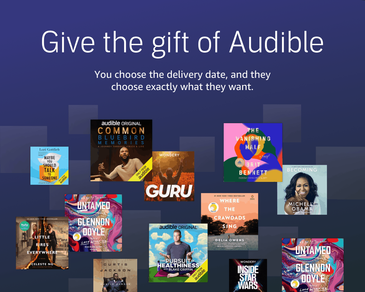 Gifts-for-Truck-Drivers-audible