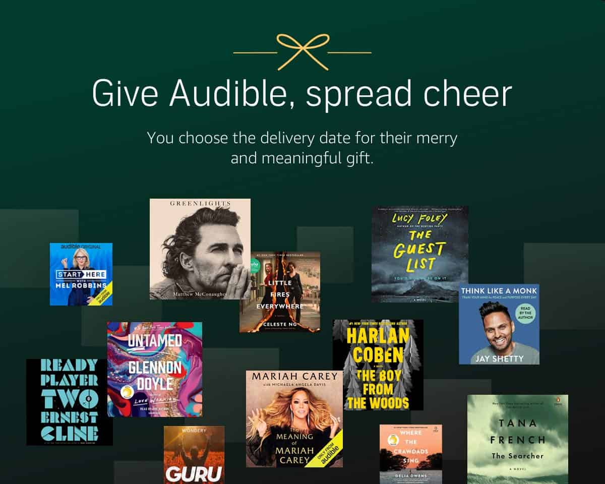 Retirement-Gifts-for-Dad-Audible