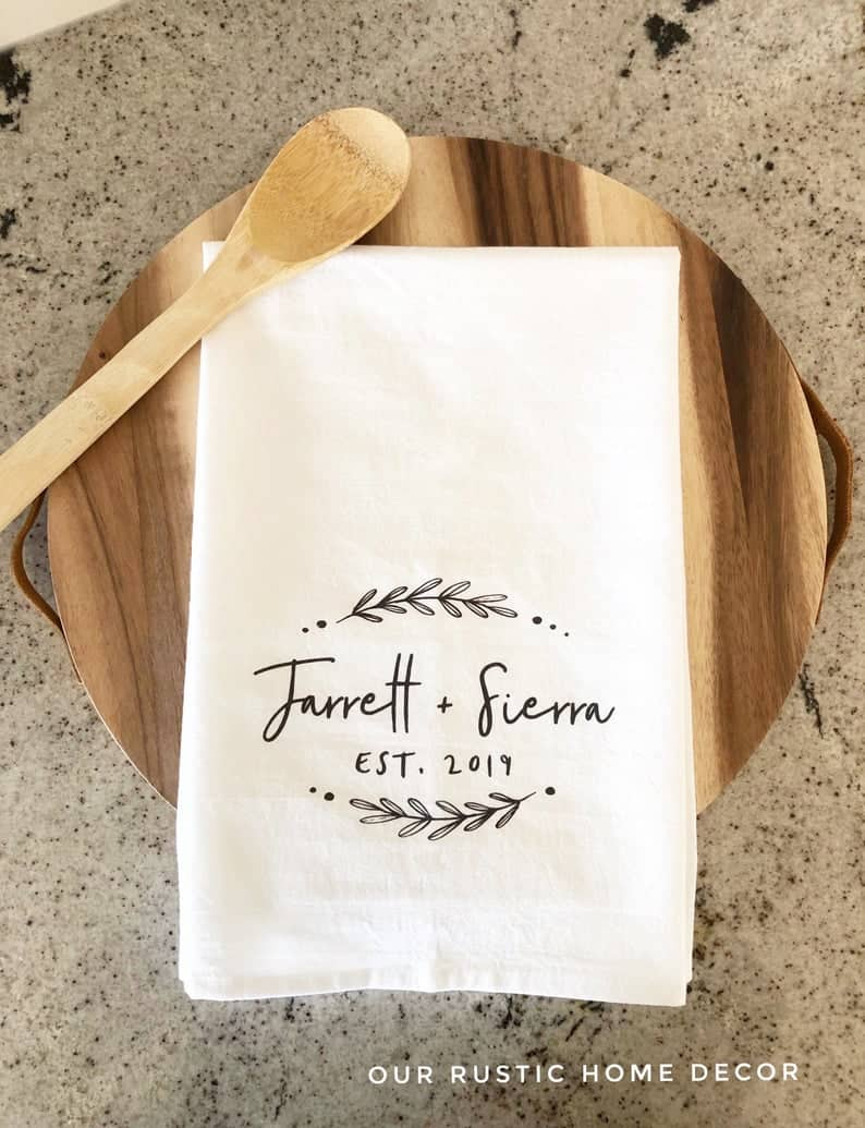 Personalized-Kitchen-Towel
